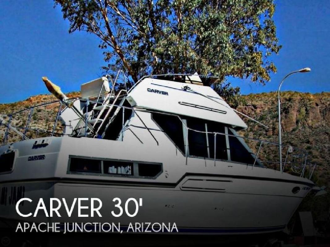1994 Carver Yachts 300 Aft Cabin Apache Junction AZ