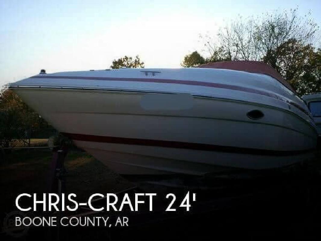 1998 Chris Craft 240 Cuddy Cabin Diamond City AR