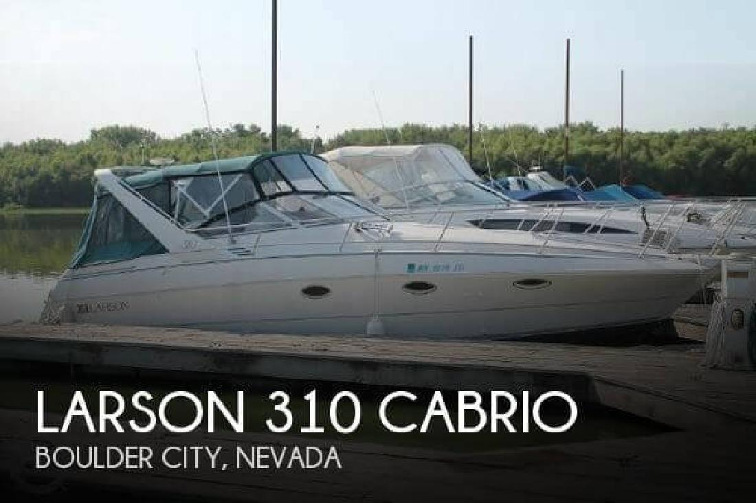 1995 Larson Boats 310 Cabrio Boulder City NV