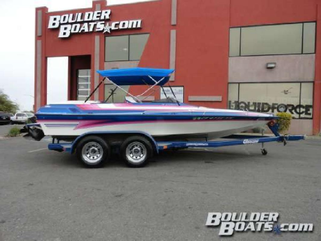 1996 CARRERA BOATS Caliente Henderson NV