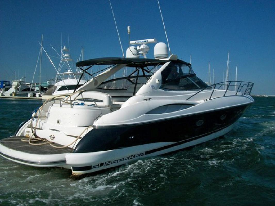 1999 44' Sunseeker Camargue 44 in Fort Lauderdale, Florida