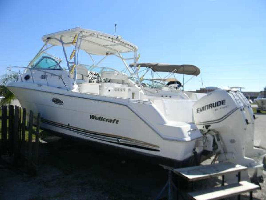 2000 WELLCRAFT 290 coastal Cape Coral FL