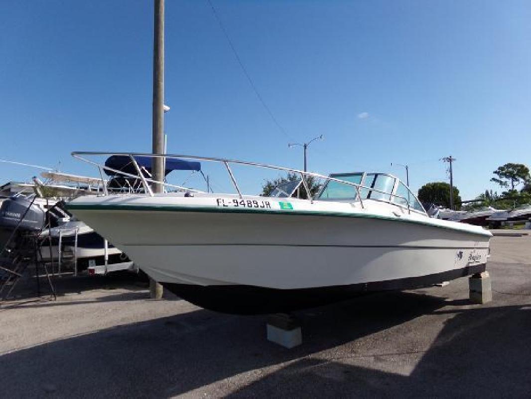 1997 Angler 204 DC Cape Coral FL