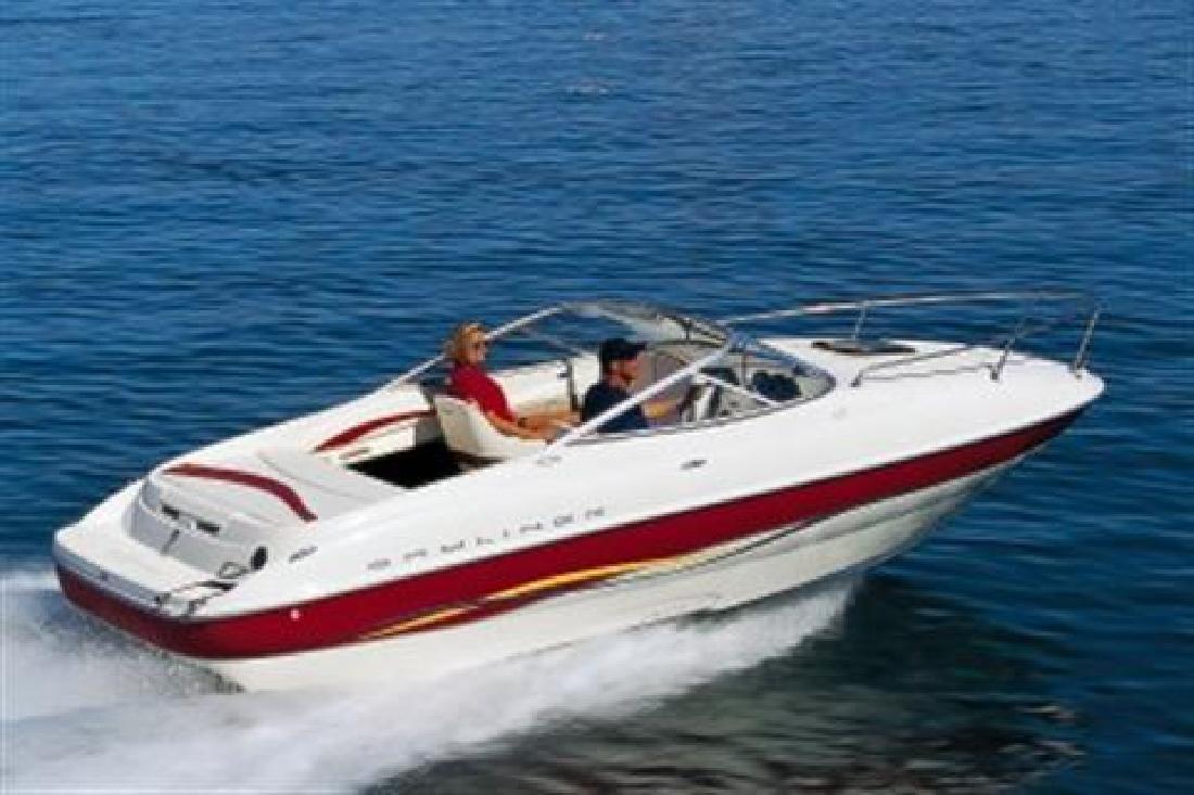 2001 19' Bayliner Capri 192 Sport