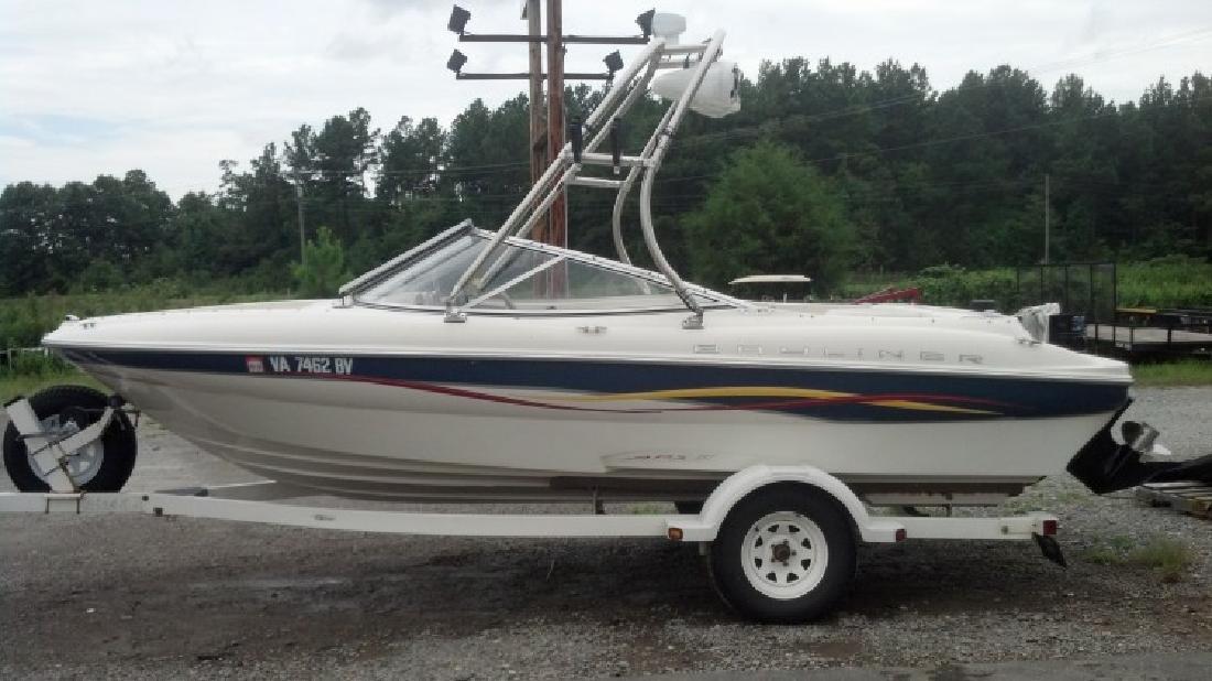 2001 - Bayliner Boats - 1950 Capri Classic in Clarksville, VA