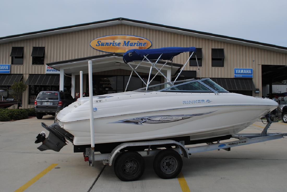 2007 19' Rinker Captiva 192 for sale in Mary Esther, Florida | All Boat ...