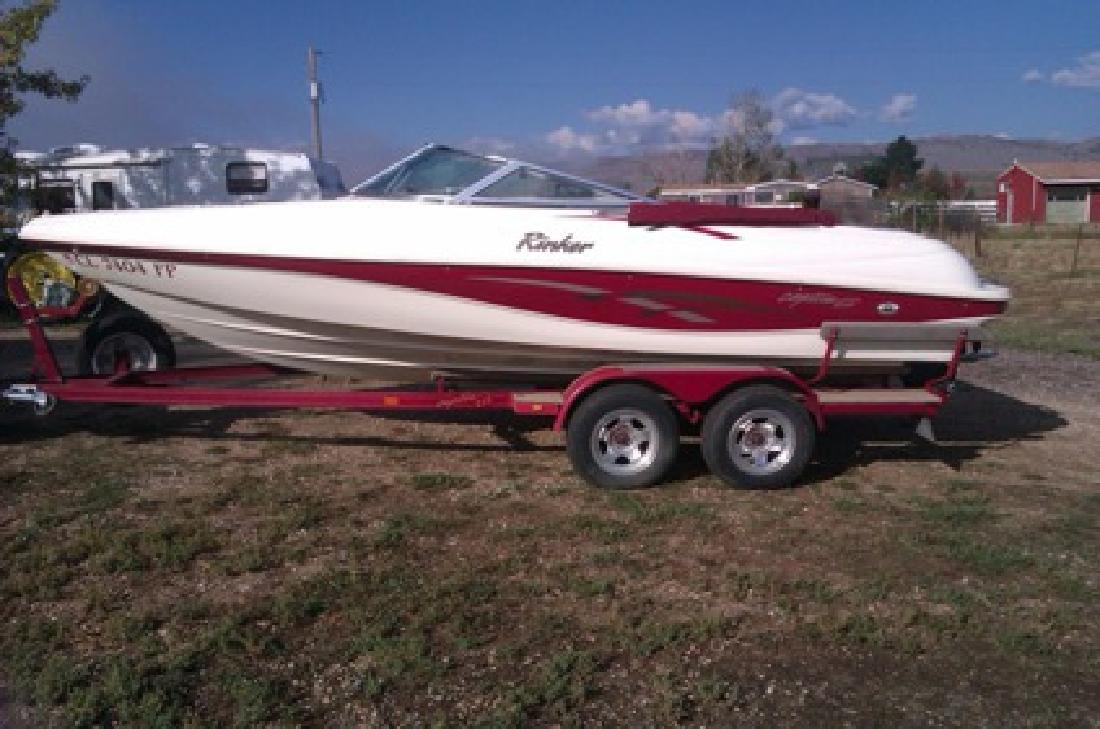 18 499 2000 Rinker Captiva 212 For Sale In Johnstown
