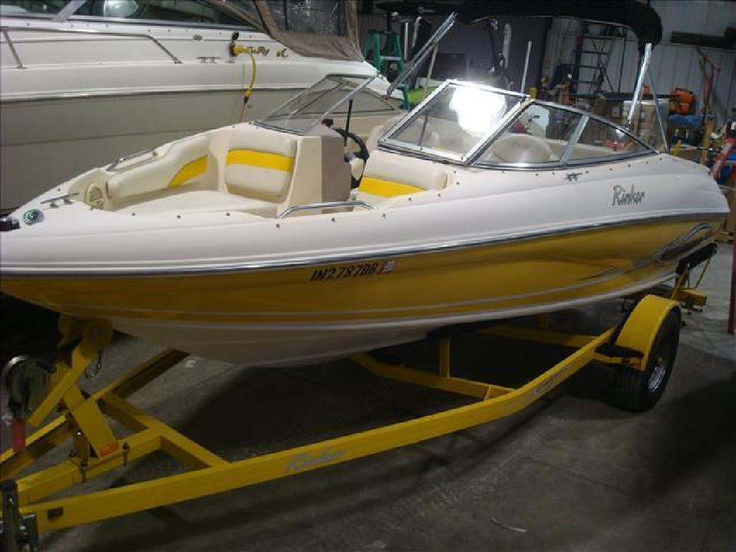 2005 Rinker Boats 192 Captiva Bowrider Syracuse IN