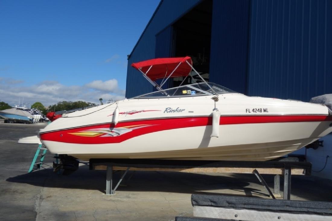2004 - Rinker Boats - 232 Captiva BR in Tampa, FL