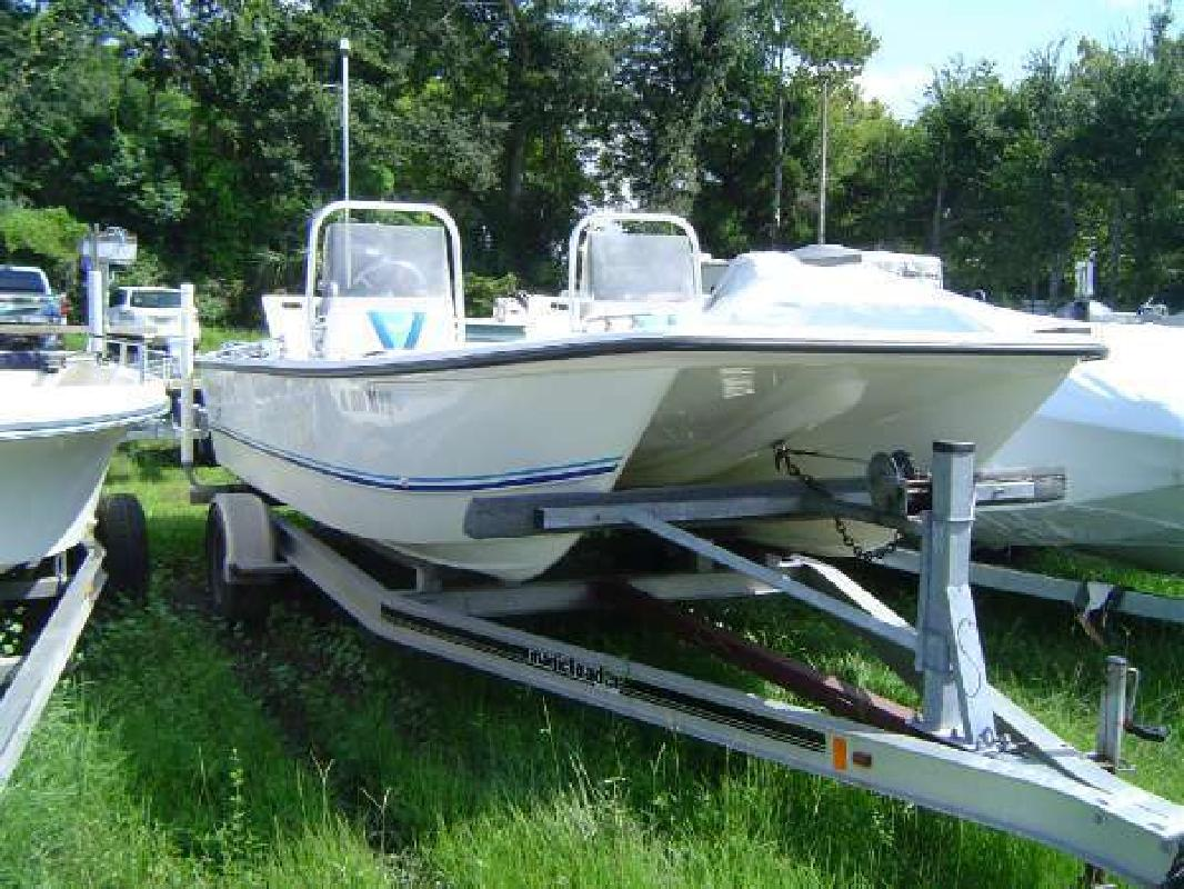 2007 TWIN VEE CATAMARANS Bay Cat 19 Longwood FL
