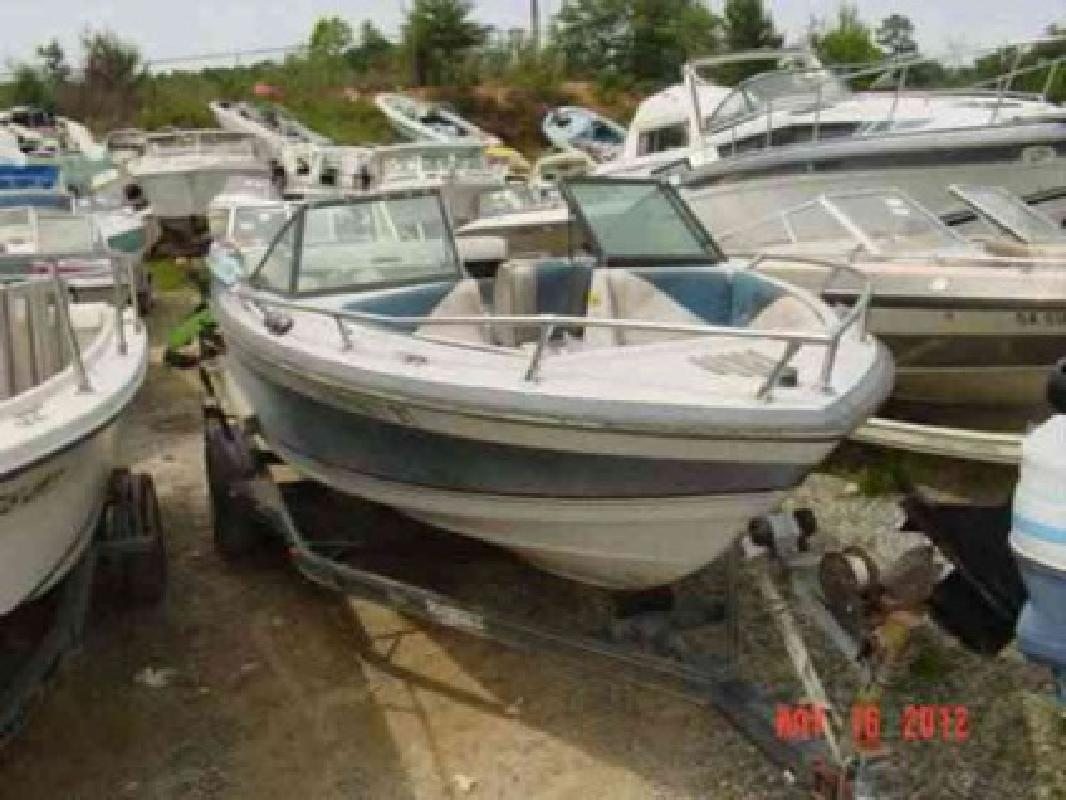 $4,950 Used 1987 Ebbtide Powerboats 190 Catalina Bowrider Mercruiser 5.7