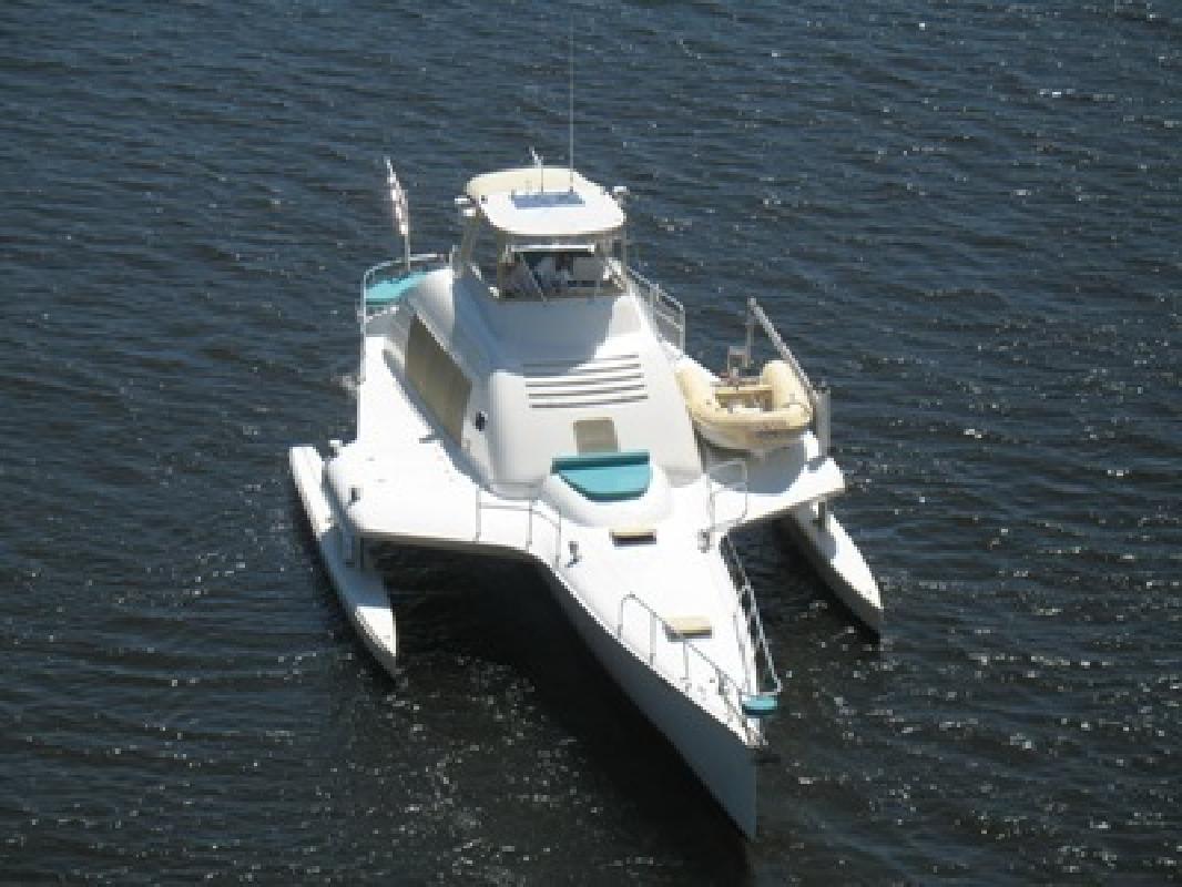 64- Stuart Catamarans Multihull