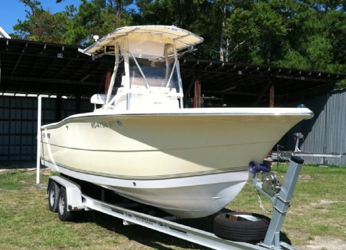 2004 23 Sea Pro Boats 238 Cc 4 Stroke 235 Hours For