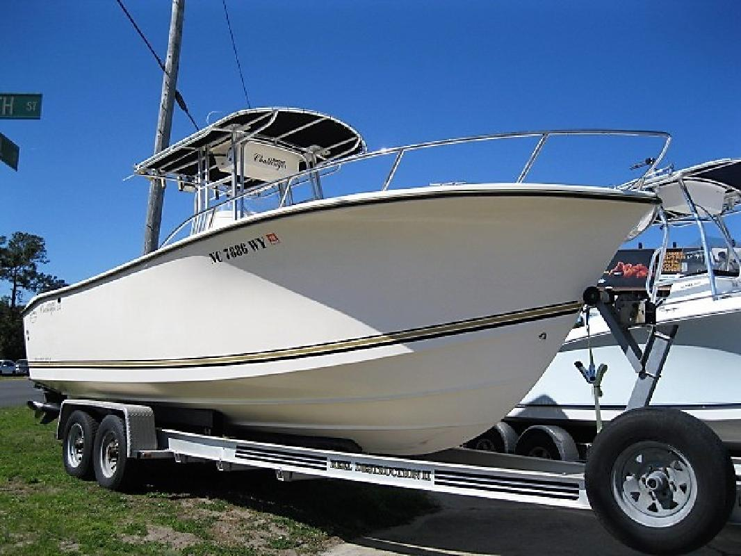 2005 - Kencraft Boats - 235 CC Challenger in Morehead City, NC