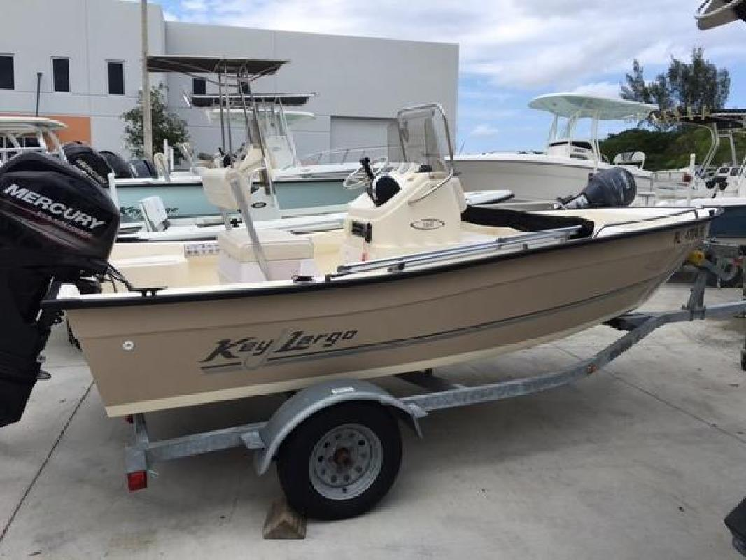 2015 Key Largo 160 CC Dania Beach FL