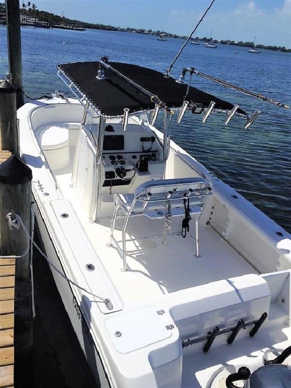 2002 - Edgewater Boats - 265 CC in Key Largo, FL