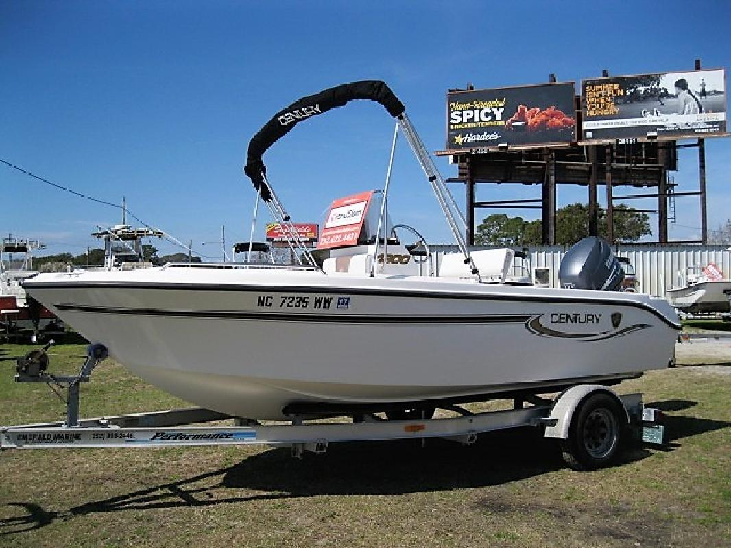 2004 - Century Boats - 1800 CC in Morehead City, NC