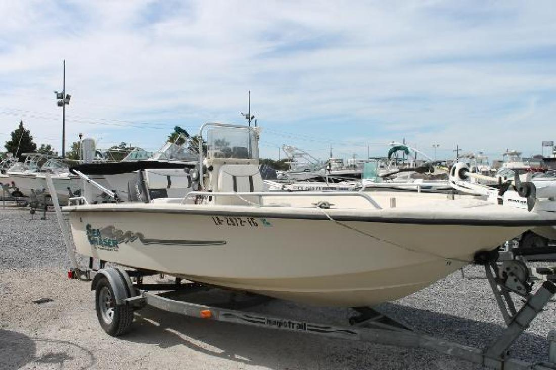 2003 SEA CHASER 1800 CC Marrero LA