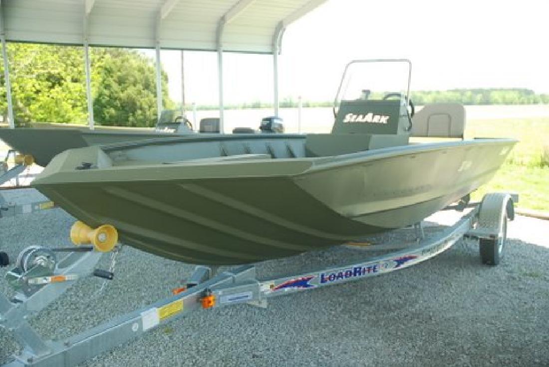 2009 18' Sea Ark xv180 CC (New with Yamaha Four-stroke)