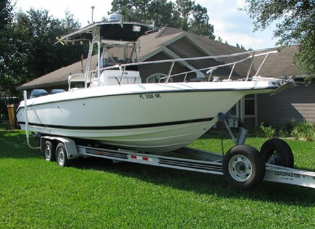 1999 26' Century Boats 2600 CC (Priced To Move!) in Jacksonville, Florida