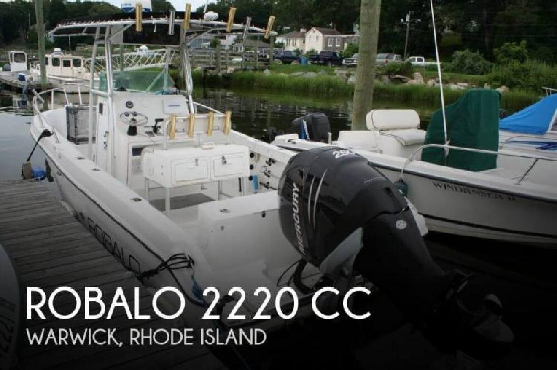 2000 Robalo 2220 CC Warwick RI