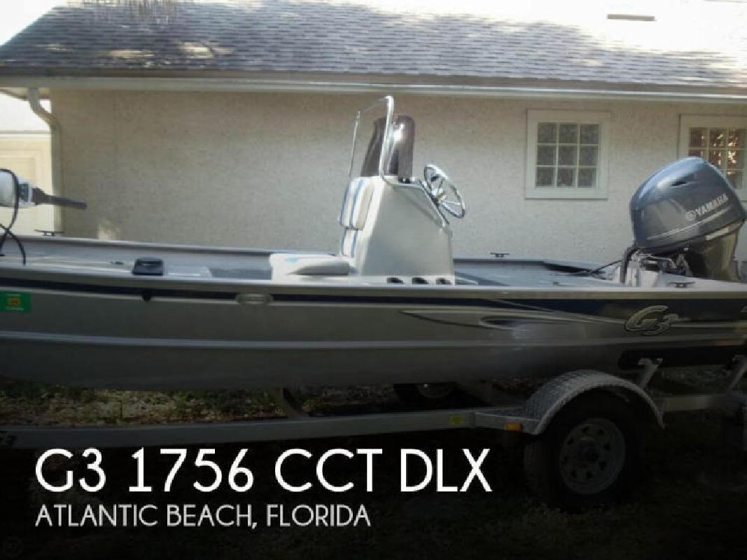 2014 G Three Boats 1756 CCT DLX Atlantic Beach FL