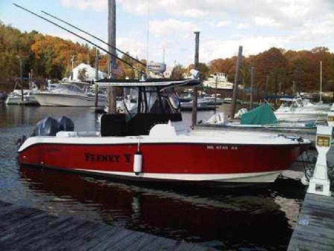 $70000 2007 EdgeWater 245 Center Console. Contact the seller