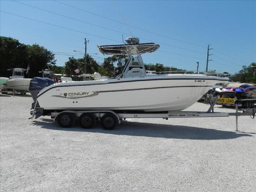 Century boat listings in fl for Century motors of south florida