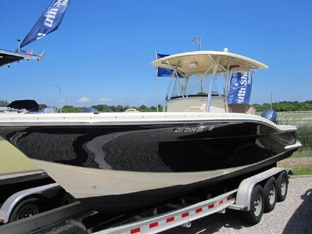 2008 26' Scout Boats Center Console 262 XSF in Huron, Ohio