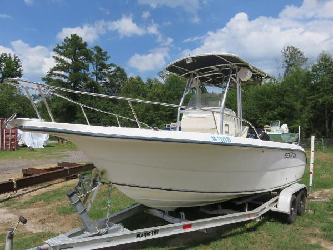 2003 Sea Fox 210 Center Console Chapin SC
