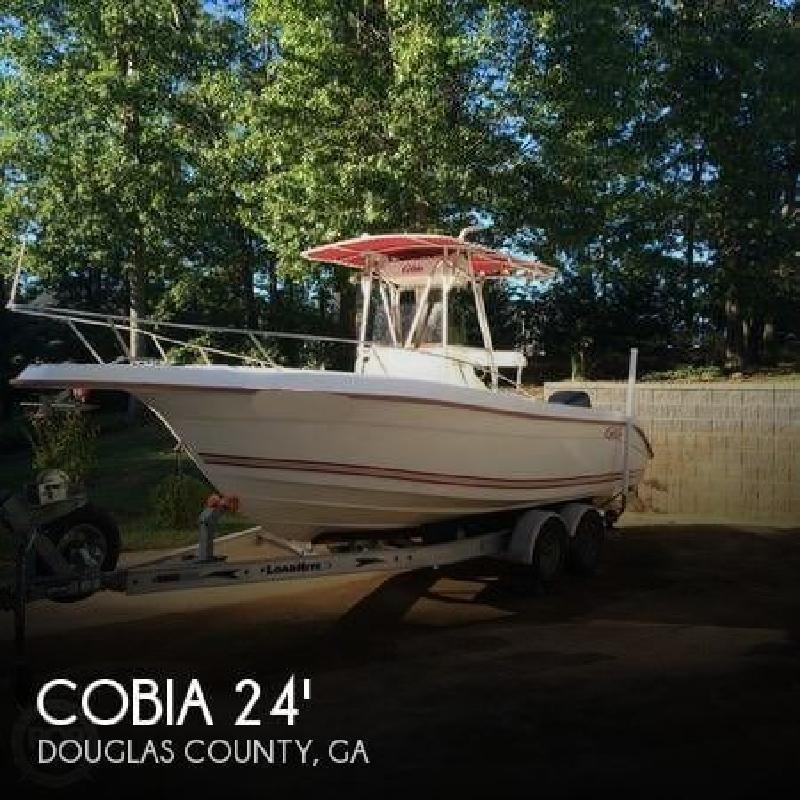 1996 Cobia Boats 214 Center Console Douglasville GA