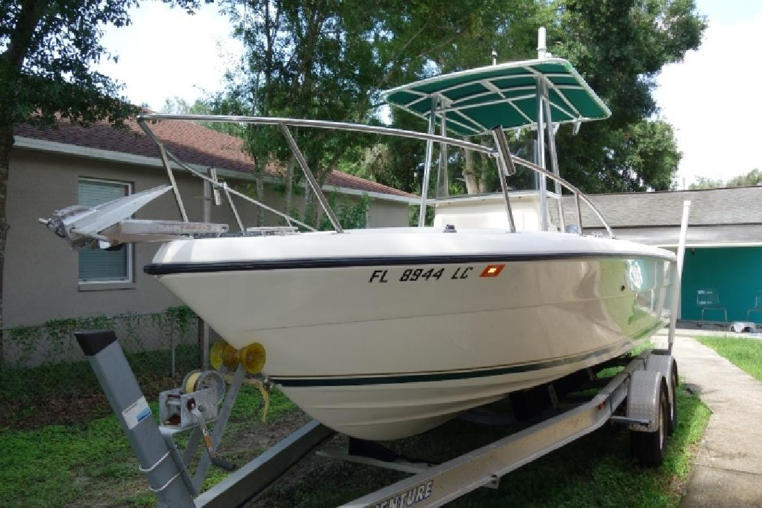 1999 - Pursuit Boats - 2270 Center Console in Tampa, FL