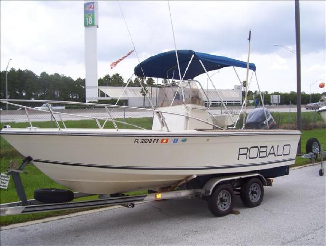 1985 20 Robalo Center Console R2020 For Sale In Orlando
