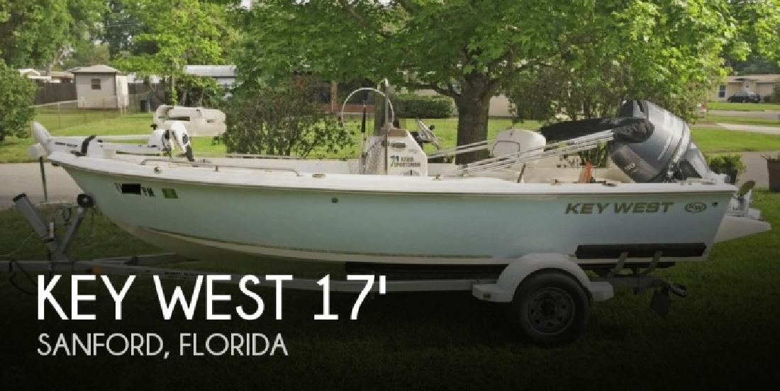 2013 Key West Boats 1720 Center Console Sanford FL for sale