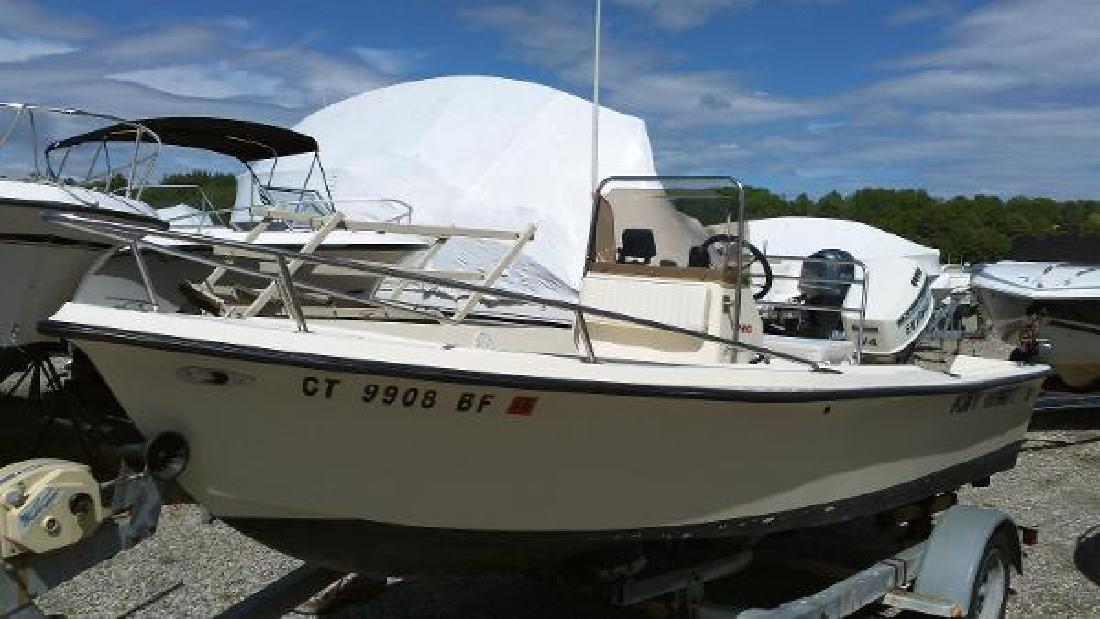 1995 Key West 1700 Center Console Yarmouth ME
