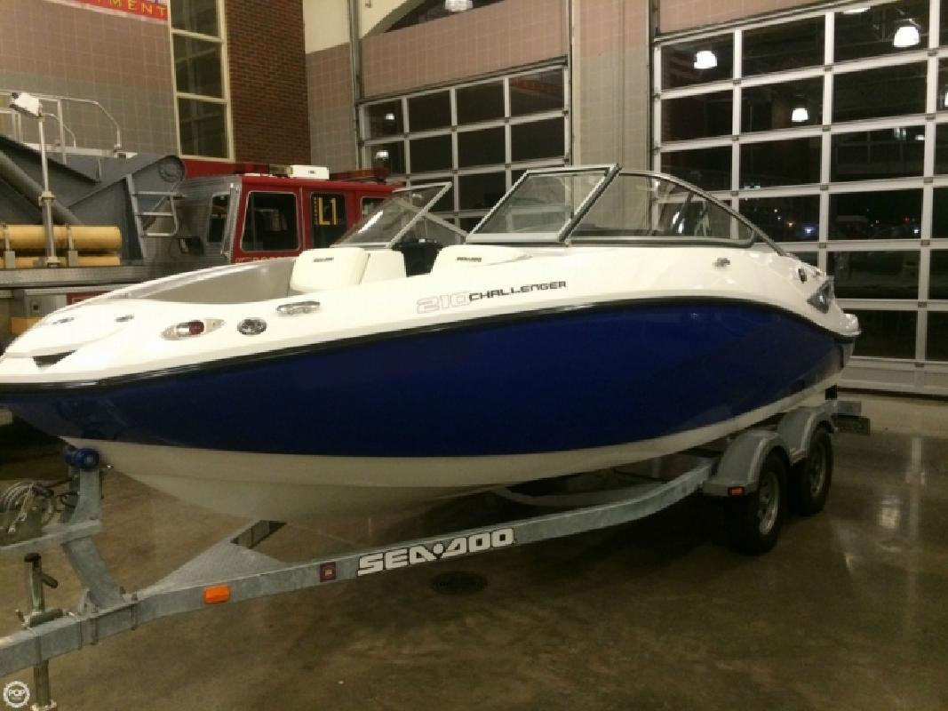 2012 SeaDoo 210 Challenger Benton LA