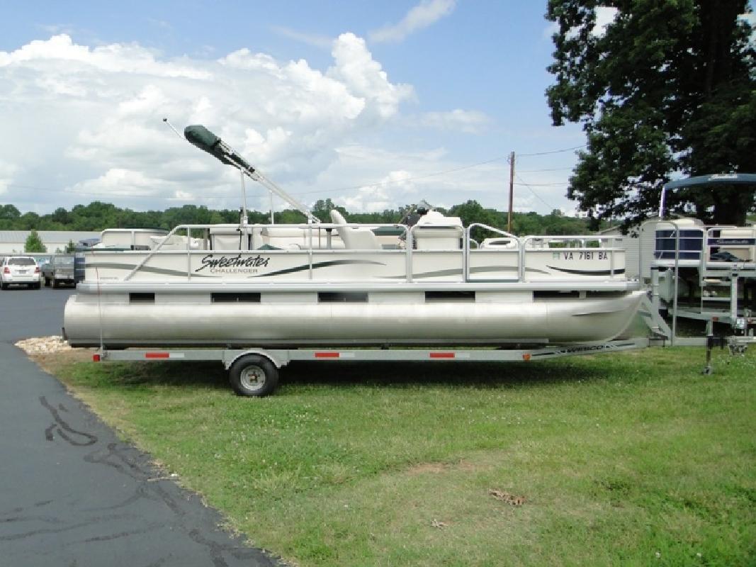 2003 Sweetwater 220 FCXL Challenger Danville VA