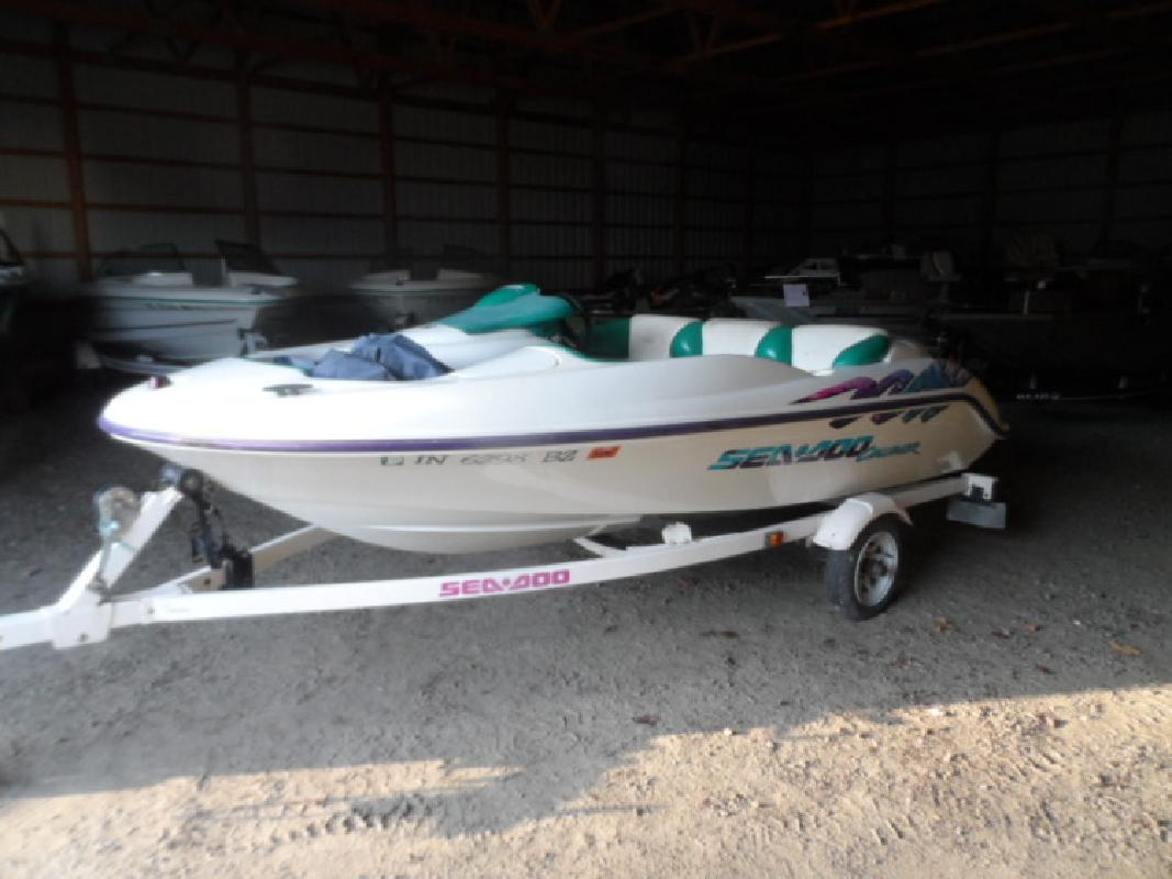 Sea Doo New And Used Boats For Sale In Indiana