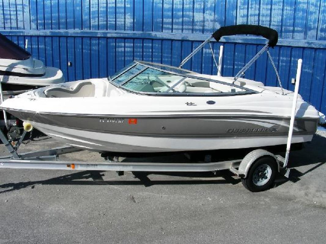 2008 19 Chaparral Boats Chaparral 190 Ssi For Sale In