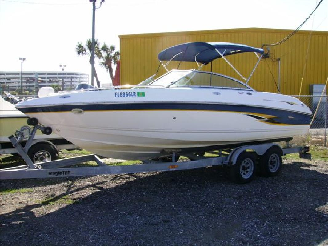 2001 21 Chaparral Boats Chaparral 216 Ssi For Sale In
