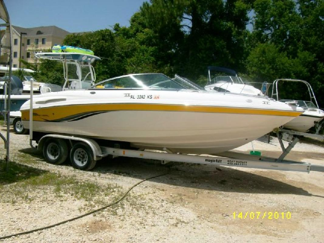 2002 22' Chaparral Boats Chaparral 220 SSI in Gulf Shores, Alabama