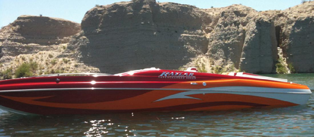 2008 30 Magic Super Charged 502 Deck Boat For Sale In San
