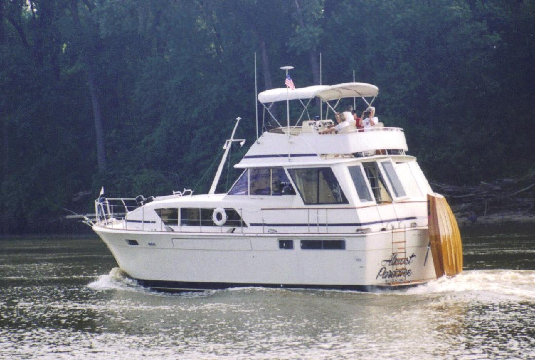1979 41' Chris-Craft Commander in Punta Gorda, Florida