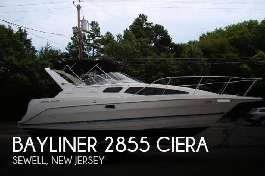 1999 Bayliner 2855 Ciera Sewell NJ