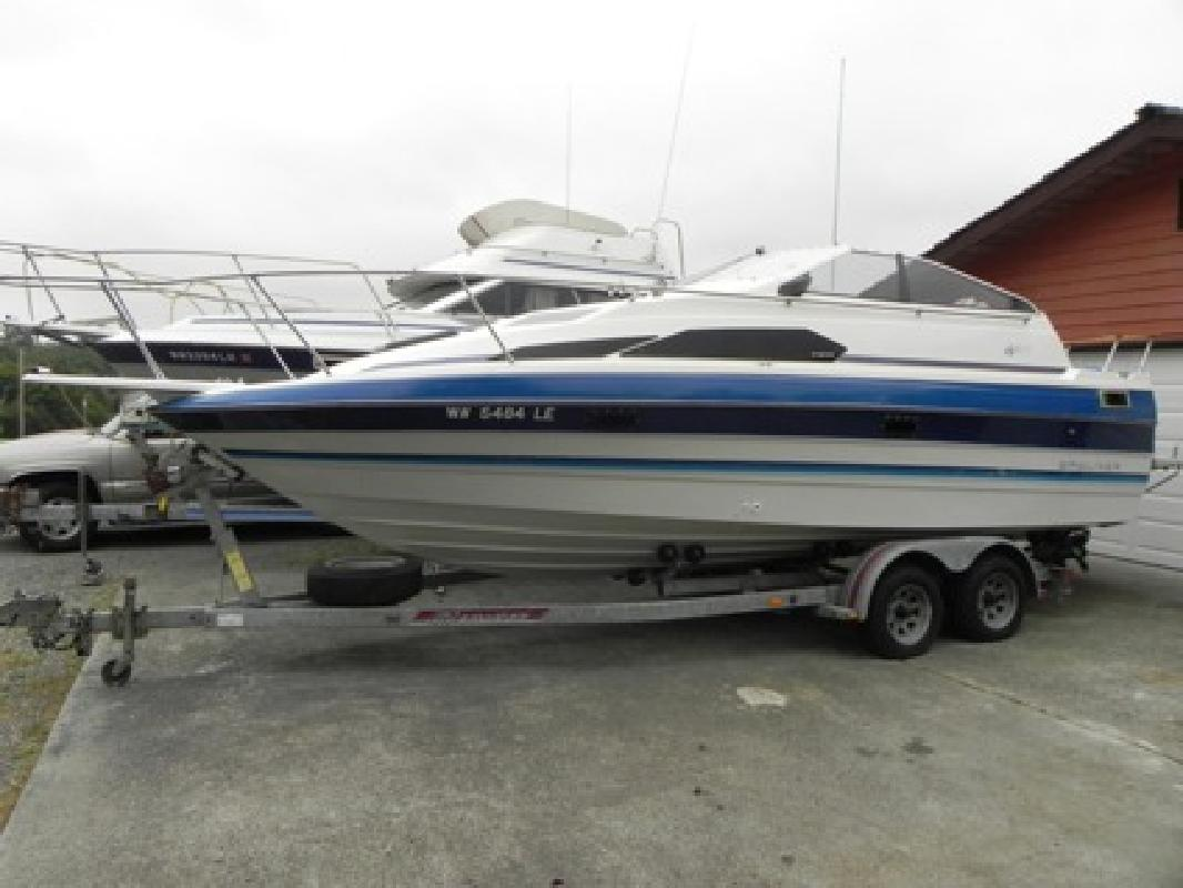 1988 2455 Bayliner Owners Manual
