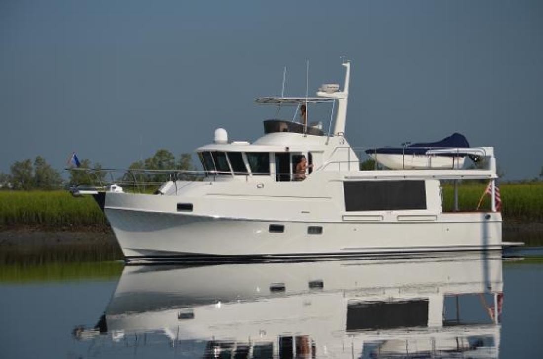 2007 Ocean Alexander 50 Classicco Trawler Stuart FL