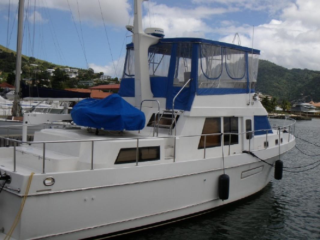 2005 45' Ocean Alexander Classico Aft Cabin Trawler. Contact the seller