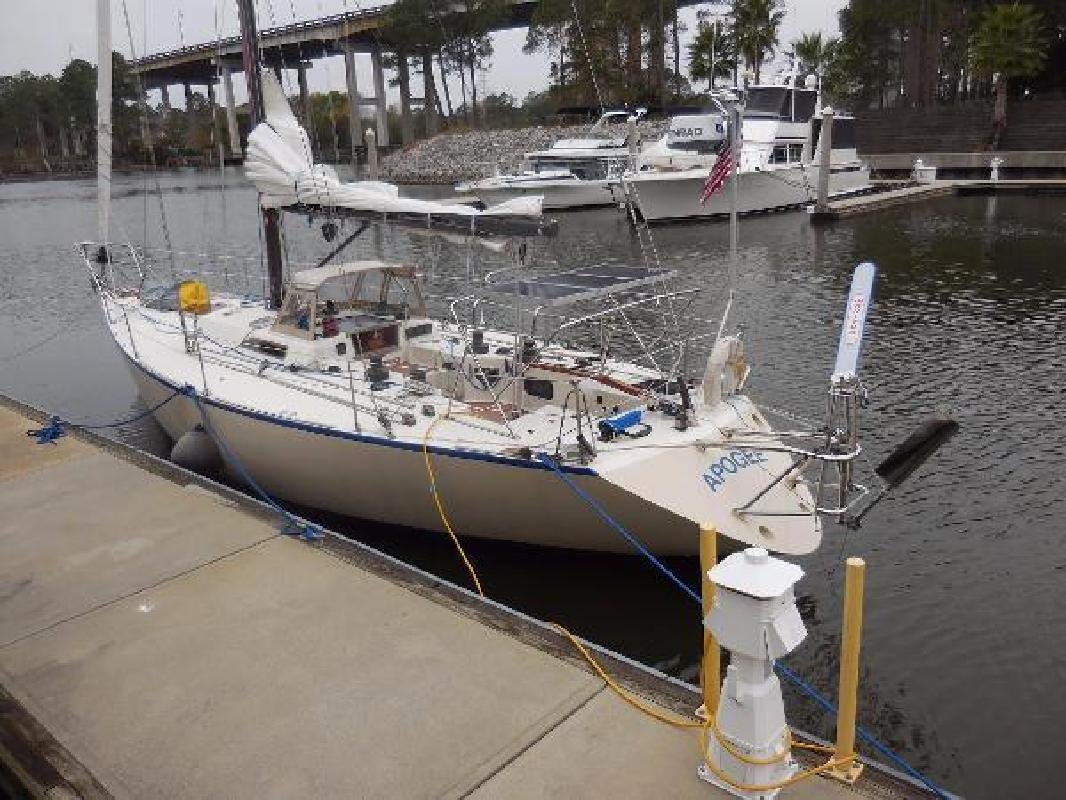 1981 Contessa 39 Clearwater FL