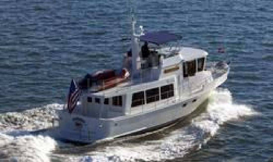 2006 45' Symbol Yacht Co. Cruising Pilothouse
