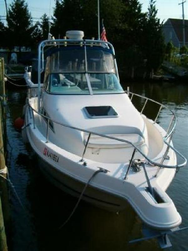1996 26' Wellcraft Coastal 264